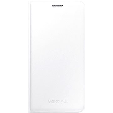 Samsung EF-WJ500B Flip Wallet pro Galaxy J5 2015 (J500) bílé (EF-WJ500BWEGWW)
