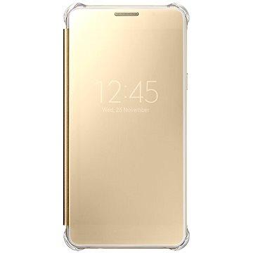 Samsung EF-ZA510C Clear View pro Galaxy A5 (2016) zlaté (EF-ZA510CFEGWW)