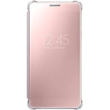 Samsung EF-ZA510C Clear View pro Galaxy A5 (2016) růžové (EF-ZA510CZEGWW)