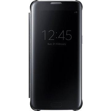 Samsung EF-ZG935C Clear View pro Galaxy S7 edge černé (EF-ZG935CBEGWW)