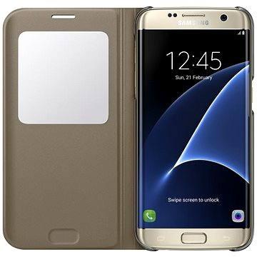 Samsung EF-CG935P zlaté (EF-CG935PFEGWW)