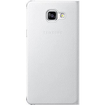 Samsung EF-WA510P Flip Wallet Cover pro Galaxy A5 (2016) bílé (EF-WA510PWEGWW)