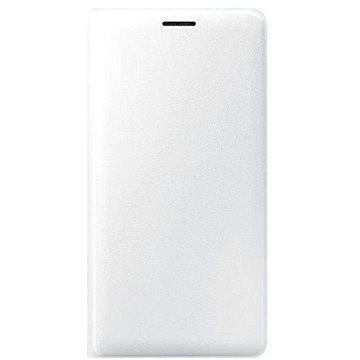 Samsung Flip Wallet pro Galaxy J5 (2016) EF-WJ510P bílé (EF-WJ510PWEGWW)