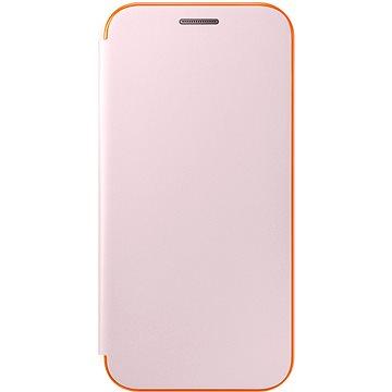 Samsung Neon Flip EF-FA320P pro Galaxy A3 (2017) růžové (EF-FA320PPEGWW)
