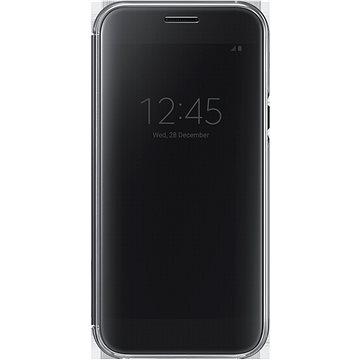 Samsung Clear View Galaxy A5 2017 EF-ZA520C černé (EF-ZA520CBEGWW)