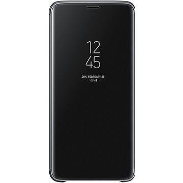 Samsung Galaxy S9+ Clear View Standing Cover černé (EF-ZG965CBEGWW)