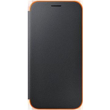 Samsung Neon Flip Cover Galaxy A5 2017 EF-FA520P černé (EF-FA520PBEGWW)