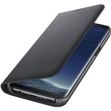 Samsung LED View Cover EF-NG955P Galaxy S8+ černé (EF-NG955PBEGWW)