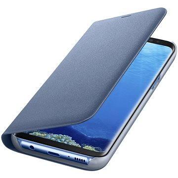 Samsung LED View Cover EF-NG955P Galaxy S8+ modré (EF-NG955PLEGWW)