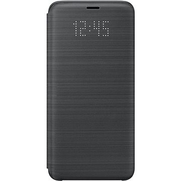 Samsung Galaxy S9 LED View Cover černé (EF-NG960PBEGWW)