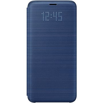 Samsung Galaxy S9 LED View Cover modré (EF-NG960PLEGWW)