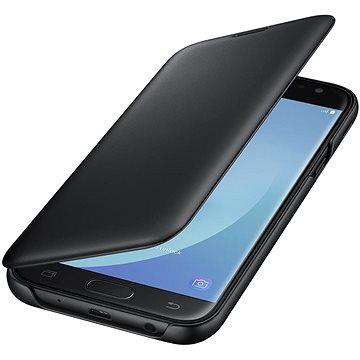 Samsung Wallet Cover Galaxy J5 (2017) EF-WJ530C černé (EF-WJ530CBEGWW)