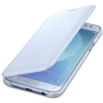 Samsung Wallet Cover Galaxy J5 (2017) EF-WJ530C modré (EF-WJ530CLEGWW)