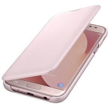 Samsung Wallet Cover Galaxy J5 (2017) EF-WJ530C růžové (EF-WJ530CPEGWW)