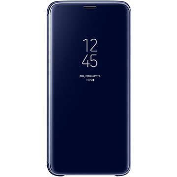 Samsung Galaxy S9 Clear View Standing Cover modré (EF-ZG960CLEGWW)