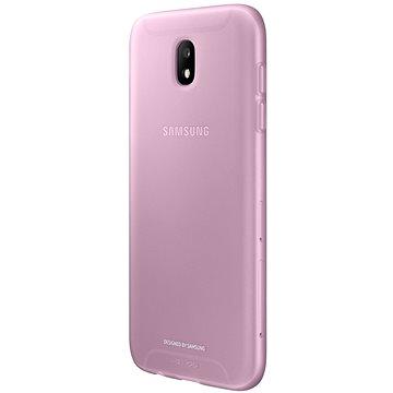 Samsung EF-AJ530T Jelly Cover Galaxy J5 (2017) růžový (EF-AJ530TPEGWW)
