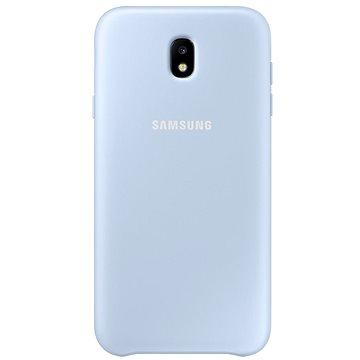 Samsung Dual Layer Cover EF-PJ330C Galaxy J3 (2017) modrý (EF-PJ330CLEGWW)