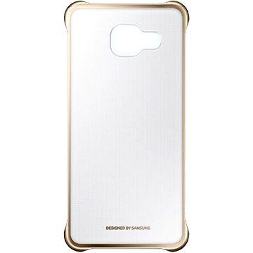 Samsung Silicone Cover EF-QA310C Galaxy A3 2016 zlatý (EF-QA310CFEGWW)