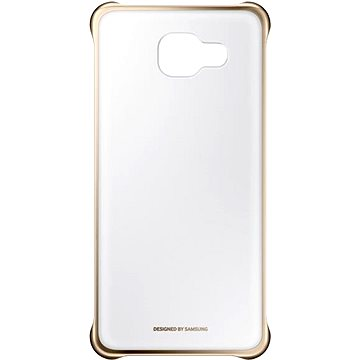 Samsung Clear Cover EF-QA510C Galaxy A5 (2016) zlatý (EF-QA510CFEGWW)