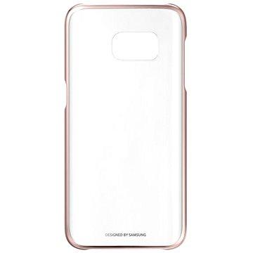 Samsung EF-QG930C Clear Cover pro Galaxy S7 růžový (EF-QG930CZEGWW)