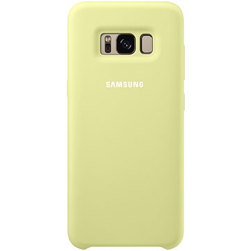 Samsung Silicone Cover pro Galaxy S8 EF-PG950T zelené (EF-PG950TGEGWW)
