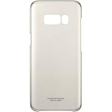 Samsung Clear Cover EF-QG950C Galaxy S8 zlaté (EF-QG950CFEGWW)