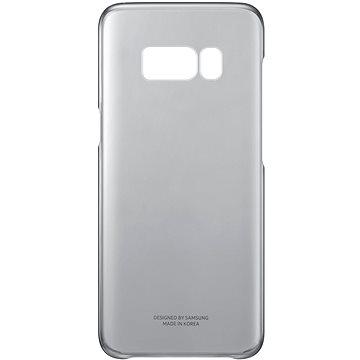 Samsung Clear Cover EF-QG955C Galaxy S8+ černé (EF-QG955CBEGWW)