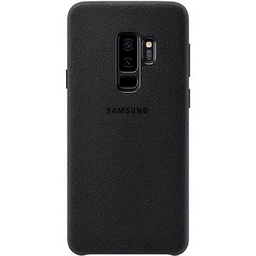 Samsung Galaxy S9+ Alcantara Cover černý (EF-XG965ABEGWW)