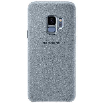 Samsung Galaxy S9+ Alcantara Cover mint (EF-XG965AMEGWW)