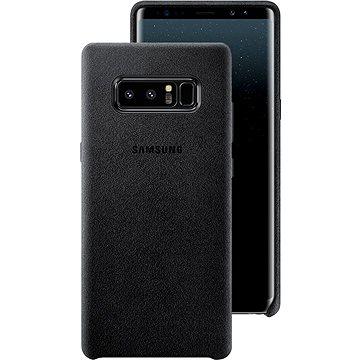 Samsung EF-XN950A Alcantara Cover pro Galaxy Note8 černý (EF-XN950ABEGWW)