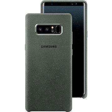 Samsung EF-XN950A Alcantara Cover pro Galaxy Note8 khaki (EF-XN950AKEGWW)