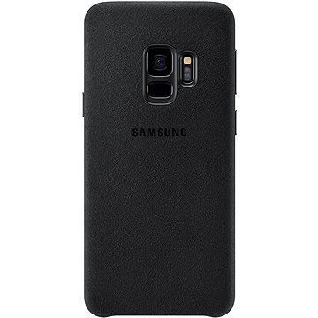 Samsung Galaxy S9 Alcantara Cover černý (EF-XG960ABEGWW)