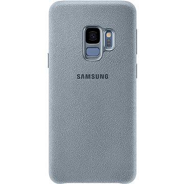 Samsung Galaxy S9 Alcantara Cover mint (EF-XG960AMEGWW)