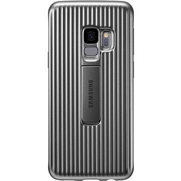 Samsung Galaxy S9+ Protective Standing Cover stříbrný (EF-RG965CSEGWW)