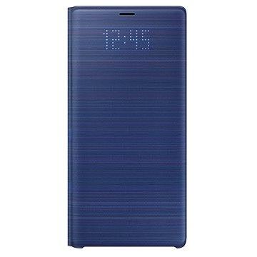 Samsung Galaxy Note9 LED View Cover Modrá (EF-NN960PLEGWW)