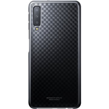 Samsung Galaxy A7 2018 Gradiation Cover Black (EF-AA750CBEGWW)