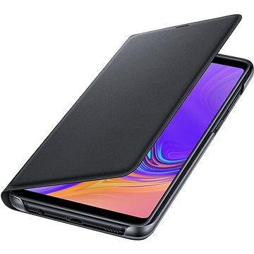 Samsung Galaxy A9 Flip Wallet Cover Black (EF-WA920PBEGWW)