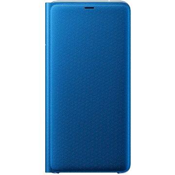Samsung Galaxy A9 Flip Wallet Cover Blue (EF-WA920PLEGWW)