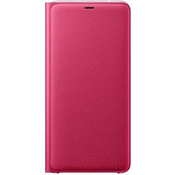 Samsung Galaxy A9 Flip Wallet Cover Pink (EF-WA920PPEGWW)