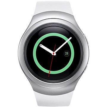 Chytré hodinky Samsung Gear S2 (SM-R720) bílé (SM-R7200ZWAXEZ)