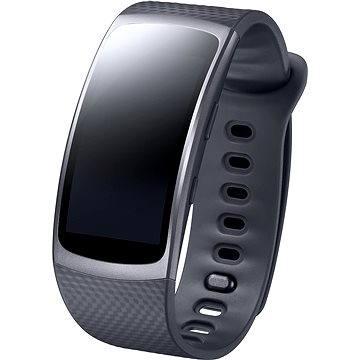 Chytré hodinky Samsung Gear Fit2 černá (SM-R3600DAAXEZ)