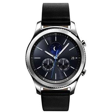 Chytré hodinky Samsung Gear S3 Classic (SM-R770NZSAXEZ)