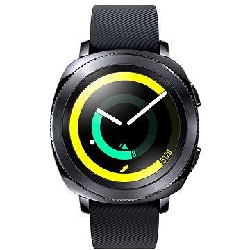 Chytré hodinky Samsung Gear Sport Black (SM-R600NZKAXEZ)