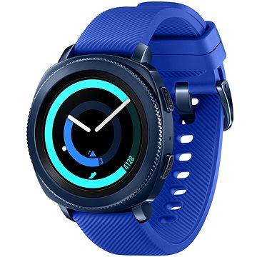 Chytré hodinky Samsung Gear Sport Blue (SM-R600NZBAXEZ)