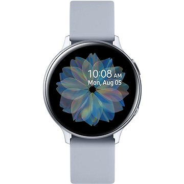 Samsung Galaxy Watch Active 2 44mm stříbrné (SM-R820NZSAXEZ)