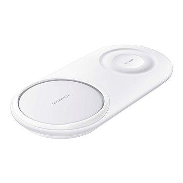 Samsung Dual Wireless Charging Pad EP-P5200TWEGWW White (EP-P5200TWEGWW)