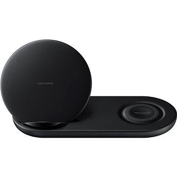 Samsung Wireless Charger Duo Černá (EP-N6100TBEGWW)