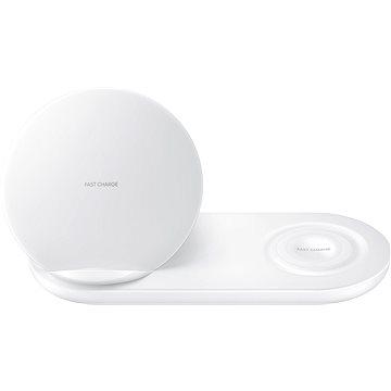 Samsung Wireless Charger Duo Bílá (EP-N6100TWEGWW)