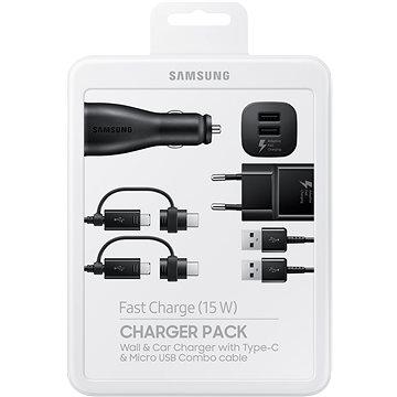 Samsung Charger Pack Černá (EP-U3100WBEGWW)
