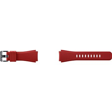 Řemínek Samsung Gear S3 Active Silicone Band ET-YSU76M Orange Red (ET-YSU76MREGWW)